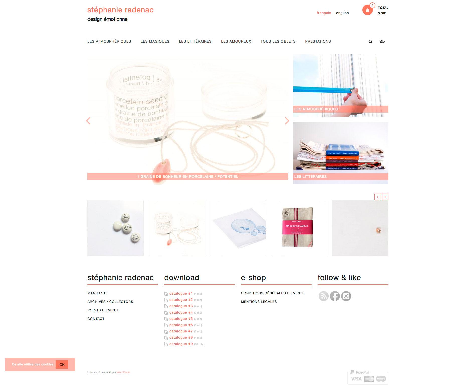 Designer El Paris | Webdesign Berlin Paris Art Direction Informationsdesign